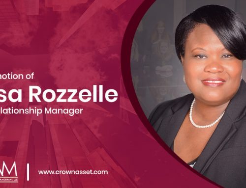 Crown Asset Management Announces Promotion of Lisa Rozzelle to Relationship Manager